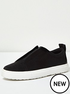 river-island-not-yours-slip-on-trainer