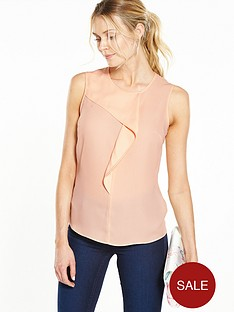 v-by-very-frill-front-sleeveless-blouse