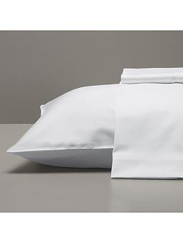 silentnight-silentnight-180-thread-count-percale-easycare-100-egyptian-cotton-housewife-pillowcase-pair