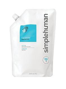 simplehuman-1-litre-hand-soap-refill-ndash-fragrance-free