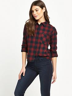 lee-relaxed-shirt-dark-red