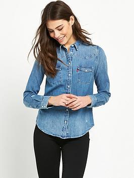 levis-levi-modern-western-shirt-teen-spirit