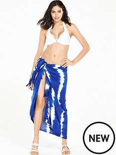 south-beach-exclusive-tie-dye-fringe-sarong-blue