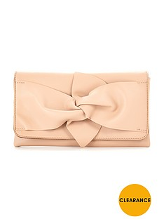 v-by-very-bow-detail-clutch