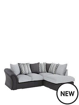 linear-right-hand-scatterbacknbspcorner-chaise-sofa
