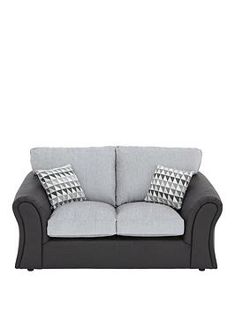 linear-2-seaternbspstandard-back-compact-sofa