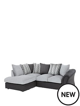 linear-left-hand-scatterbacknbspcorner-chaise-sofa