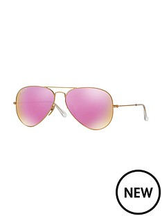 ray-ban-mirror-lense-aviator-sunglasses