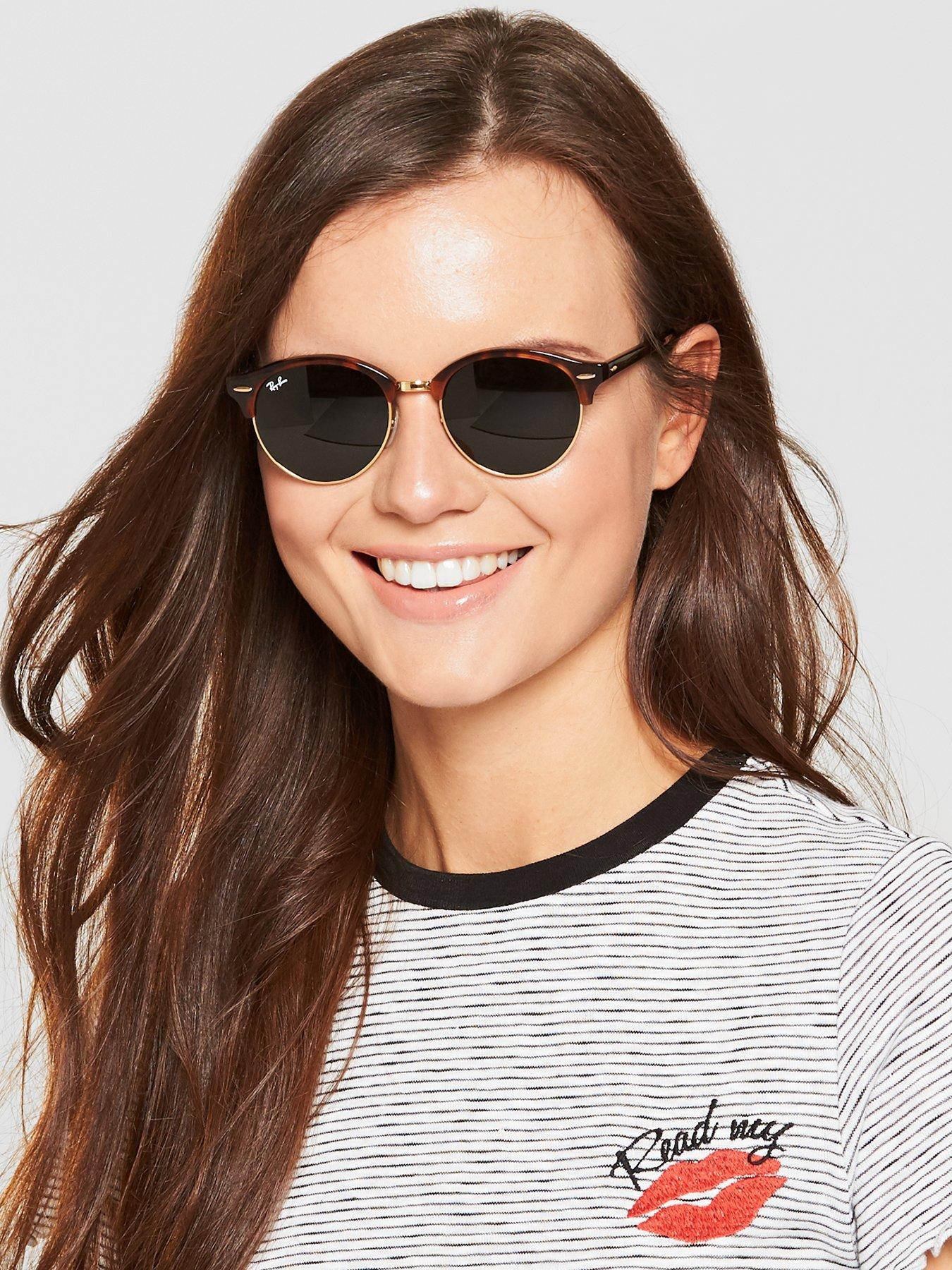 ray ban solbriller clubround