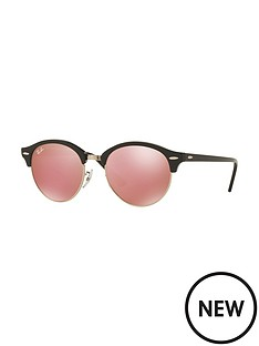 ray-ban-clubround-mirror-lense-sunglasses