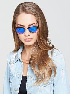 ray-ban-clubmaster-sunglasses-bluenbsp