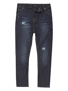 river-island-boys-dark-blue-tony-slouch-fit-jeans
