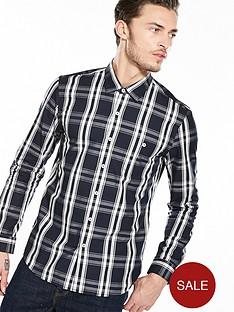 peter-werth-barren-check-shirt