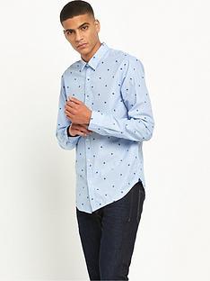 scotch-soda-mini-embroidered-shirt