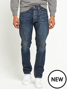 levis-501-customized-amp-tapered-fit-jeans
