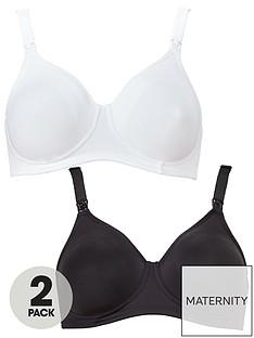 dorina-kim-nursing-bra-2-pack-blackwhite