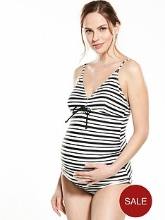mamalicious-maternity-tankini-set-ndash-stripe