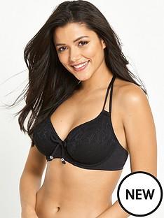 pour-moi-puertonbsprico-halter-trianglenbspunderwired-bikini-top-black