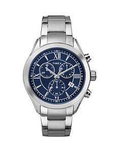timex-timex-miami-blue-dial-chronograph-stainless-steel-bracelet-mens-watch