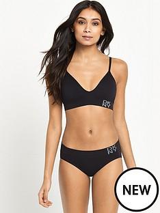 dkny-energy-seamless-bikini-brief-black