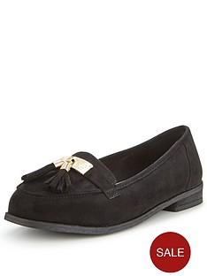 v-by-very-lynda-extra-wide-fit-tasseled-loafer-black