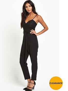 miss-selfridge-miss-selfridge-petite-black-lace-jumpsuit