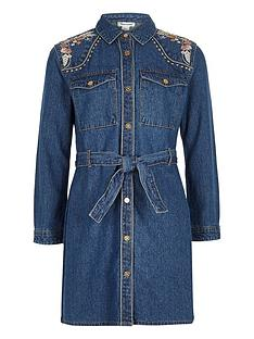 river-island-girls-blue-denim-embroidered-dress