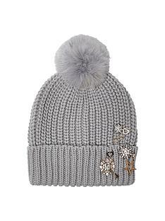 river-island-embellished-beanie-hat