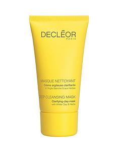 decleor-deep-cleansing-clarifying-clay-masknbsp50ml
