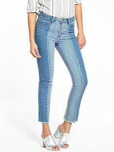v-by-very-two-tone-girlfriend-jean