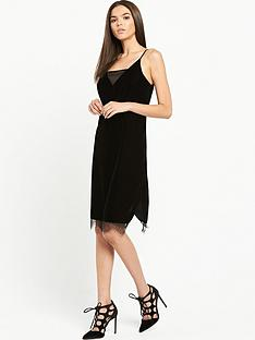 river-island-velvet-cami-slip-dress-black