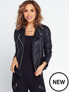 myleene-klass-leather-jacket-black