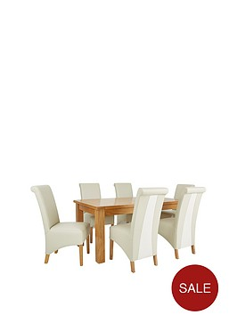 oakland-170-cm-solid-oak-dining-table-6-sienna-leather-amp-suede-chairs-buy-and-save