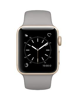 apple-apple-watch-series-1-38mm-gold-aluminium-case-with-concrete-sport-band