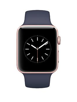 apple-apple-watch-series-1-42mm-rose-gold-aluminium-case-with-midnight-blue-sport-band