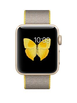 apple-apple-watch-series-2-38mm-gold-aluminium-case-with-yellowlight-grey-woven-nylon-band