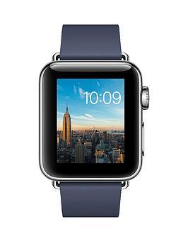 apple-apple-watch-series-2-38mm-stainless-steel-case-with-midnight-blue-modern-buckle-medium