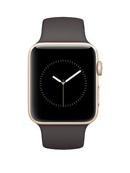 apple-apple-watch-series-2-42mm-gold-aluminium-case-with-cocoa-sport-band