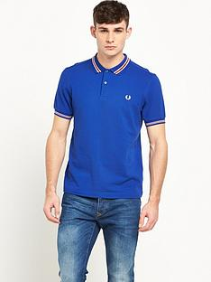 fred-perry-bomber-stripe-polo