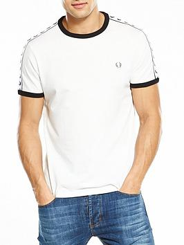 fred-perry-sports-authentic-taped-ringer-t-shirt-white