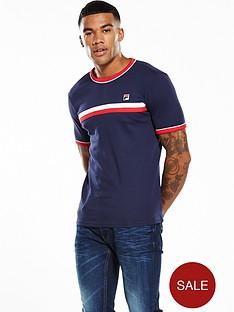 fila-stripe-t-shirt