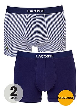 lacoste-2pk-stripeplain-trunk