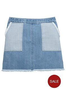 v-by-very-patch-pocket-denim-skirt