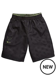 adidas-youth-messi-short