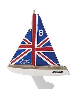 chubby-yacht-uk-flag