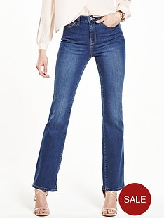 v-by-very-petite-harper-high-rise-bootcut-jean