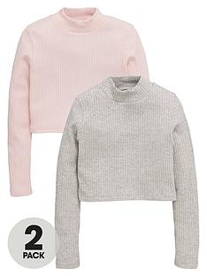 v-by-very-girls-ribbed-crop-tops-2-pack