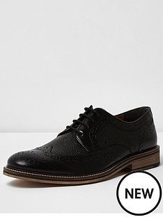 river-island-mens-leather-brogue