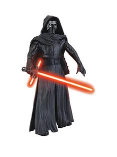 1600126596: Star Wars Star Wars Kylo Ren Interactive Room Guard