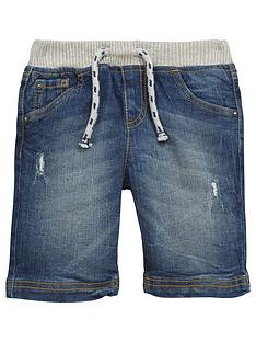 mini-v-by-very-toddler-boys-ribbed-waist-denim-shorts